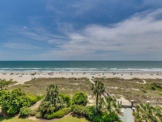 Luxury Oceanfront w Large Balcony, Carolina Dunes! - Myrtle Beach vacation rentals