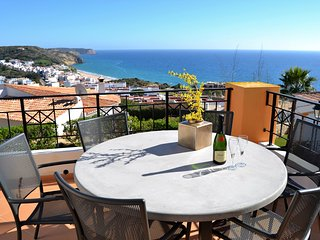 Salema - deluxe sea view house - Salema vacation rentals