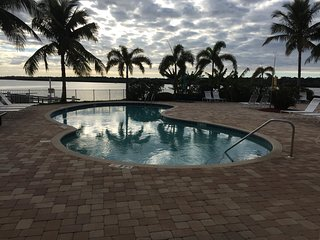 Boca Ciega Resort Condo Resort and Marina - Waterfront View ! - Bay Pines vacation rentals