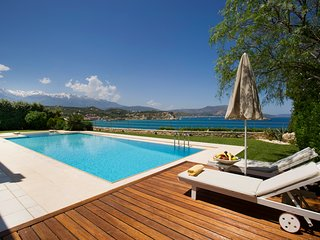 SK Place Luxury Seafront Villas - Villa Ammos with Heated Pool - Almyrida vacation rentals