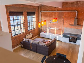 Character Loft Apartment - Birmingham vacation rentals