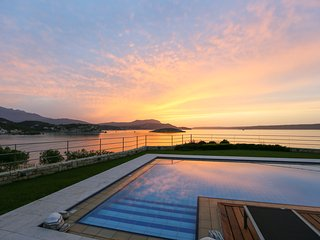 SK Place Crete Luxury Seafront Villas - Almyra Residence with Heated Pool - Chania vacation rentals