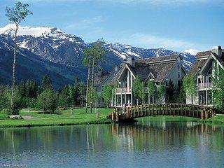 Jackson Hole Luxury Condo, on 18th green of Teton Pines - Wilson vacation rentals