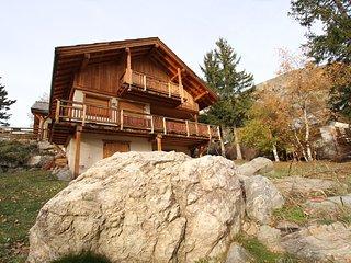 Rental luxury Chalet Cabri Serre-Chevalier ski holidays - Le Monetier-les-Bains vacation rentals
