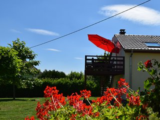 Gîte près d'EGUISHEIM, terrasse & vue panoramique - Voegtlinshoffen vacation rentals