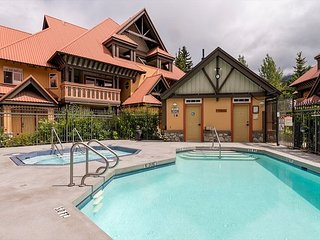 Stoney Creek Sunpath 8 - Quiet ground floor condo - Whistler vacation rentals