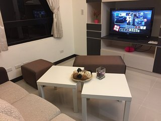 1 stop to Taipei main station , 2 min walk to Xinmen station#A6 - Taipei vacation rentals