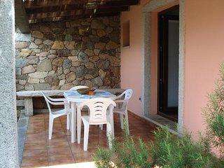 Villetta singola 5 posti letto - Capo Comino vacation rentals