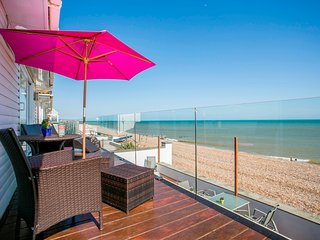 The View - beach house with stunning sea views - Pevensey Bay vacation rentals