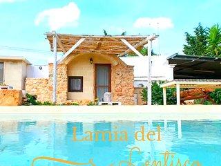 Lamia del Lentisco con Piscina - San Michele Salentino vacation rentals
