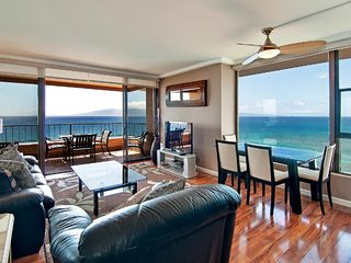 Maui Kai Penthouse Oceanfront Corner- Absolutely Oceanfront -$199 - Ka'anapali vacation rentals