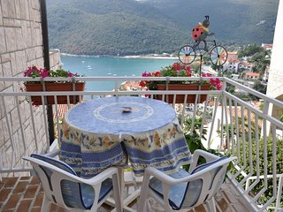 App with balcony with nice sea view 628 - Rabac vacation rentals