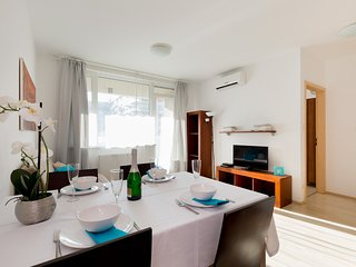 Sun Resort Delux one bedroom apartment for 4 - Budapest vacation rentals