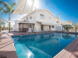 Rania Villa, Sleeps 10 with Private pool and FREE UK Sat - Ayia Napa vacation rentals