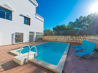 CELMAR - nice villa with pool in Cas Català, Calvià for 8 to 9 guests - Cas Catala vacation rentals