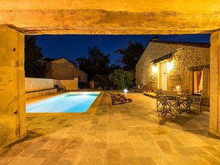 Sans Facon, Stylish French Country Home with Swimming Pool and Gardens - Milhars vacation rentals