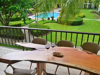 Tropical Paradise Beach Condo / Fully Equipped - Playas del Coco vacation rentals