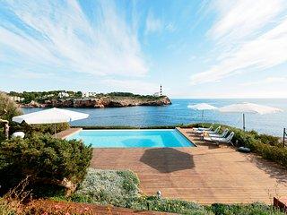 Sea Front Luxurious Villa Porto Colom Mallorca - Felanitx vacation rentals