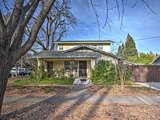 NEW! Spanish Classic 2BR Chico House-Near Downtown - Chico vacation rentals