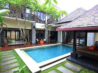 Comfortable Villa with Deck and Internet Access - Kerobokan vacation rentals