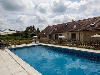La Josselyn Beautiful Cottage (1)with 10x5 Pool Les Trois Petites Maison - Cromac vacation rentals