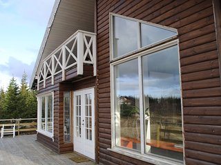 Perfect House with Deck and Central Heating - Mosfellsbaer vacation rentals