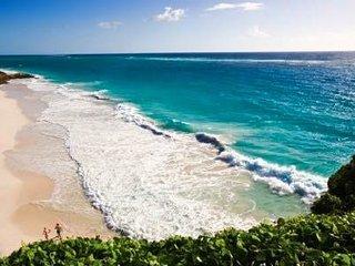 Luxury one bedroom ocean view suite on the famous award winning Crane Beach - Saint Philips vacation rentals