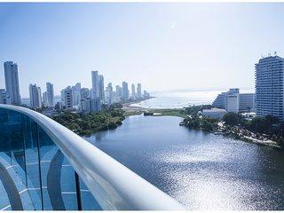 Amazing Lake View - Cartagena vacation rentals