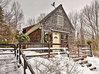 NEW! 1BR + Loft Searsport Cabin -Minutes to Ocean! - Searsport vacation rentals