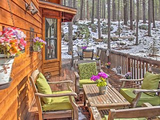 Secluded 3BR Mountain Cabin Near Flagstaff/Grand Canyon - Parks vacation rentals