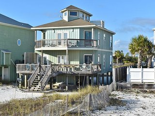 Halekai II, Beachfront House, Private Pool & Gazebo - Orange Beach vacation rentals