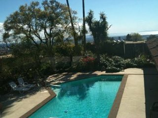 #537 Entertainer's 4 Bd dream with Pool, Tennis Court & Piano - Bel Air/Westwood - Westwood vacation rentals