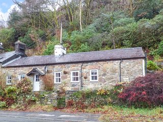NODDFA, character cottage, woodburner, dogs welcome, WiFi, natual wooded garden, in Beddgelert, Ref 949189 - Beddgelert vacation rentals
