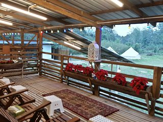 5 bedroom Tented camp with Internet Access in Janda Baik - Janda Baik vacation rentals