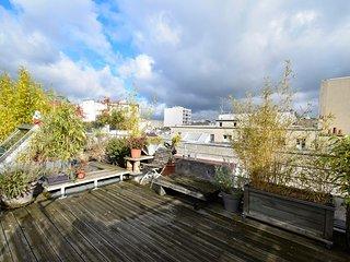 110077 - Appartement 2 personnes Canal St Martin - 19th Arrondissement Buttes-Chaumont vacation rentals