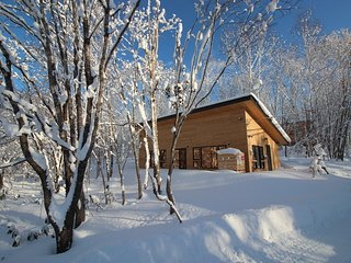 Soga Forest Cottage, 2 bedrooms and minutes from ski lifts - Niseko-cho vacation rentals