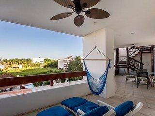 Casa Playa Bonita (7320) - Penthouse Condo with Rooftop Solarium - Cozumel vacation rentals