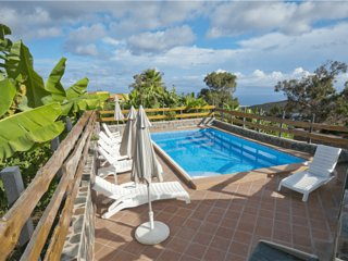 Great holiday home with private pool in Arucas - Chilanga vacation rentals