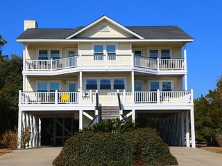 "2103 Palmetto Blvd - ""Reid's Roost"" - Edisto Beach vacation rentals"