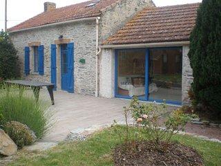 Maison de pays proximité de la mer - La Plaine-sur-Mer vacation rentals