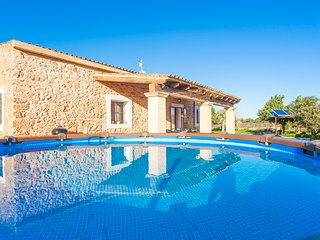 SON MATET - Villa for 6 people in Santa Eugenia - Santa Eugenia vacation rentals