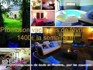 Bright 4 bedroom Gite in Brest - Brest vacation rentals