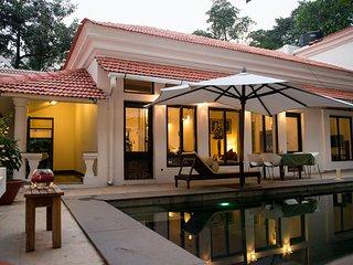 """""""Dear Zindagi* (Bollywood SRK movie) Villa - Porvorim vacation rentals"""