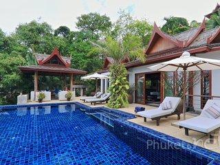 Magnificent 4-Bed Sea View Villa in Surin - Surin Beach vacation rentals