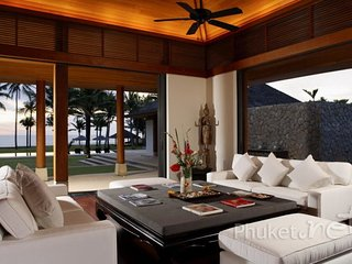 Stunning Beachfront Villa in Natai - Khok Kloi vacation rentals