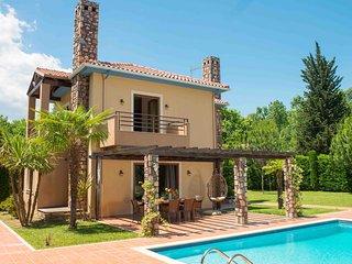 """Villa THOE"" at OLYMPUS VILLAS - Paralia Panteleimonos vacation rentals"