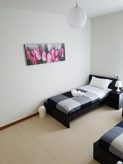 Orio easy airport-double room n.3 - Azzano San Paolo vacation rentals