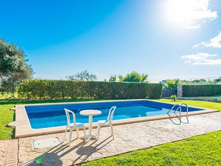 SA TANQUETA - Chalet for 7 people in Santanyí (Calonge) - Calonge vacation rentals