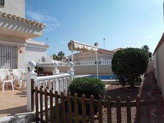 4 Bedroom Villa In Playa Flamenca Private Pool - Playas de Orihuela vacation rentals