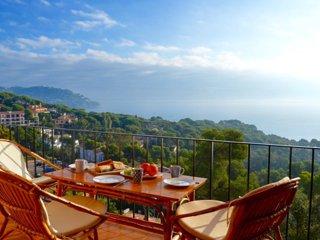 Cosy with a breathtaking view in Calella de Palafrugell - Calella De Palafrugell vacation rentals